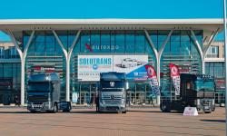 AndSoft will have a stand at the Solutrans Exhibition in Lyon