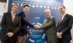 AndSoft integrates TransFollow's electronic CMR